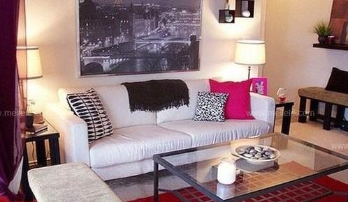 秋季客厅装修 就选韩式风格