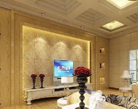 水果 欧式客厅 电视